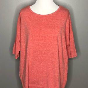 Soft tunic shirt